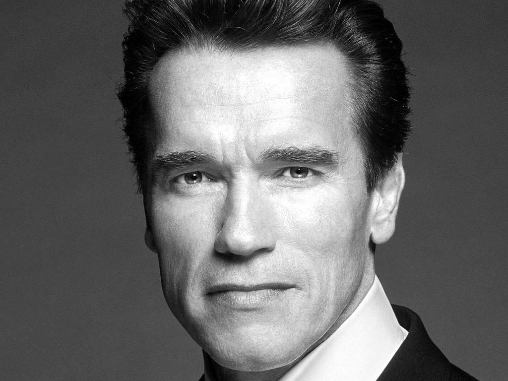 Foto keren Arnold Schwarzenegger