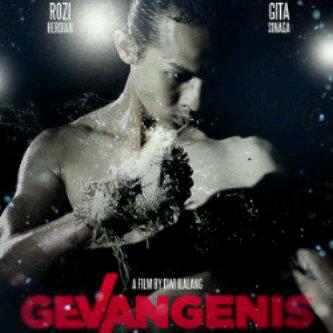 "Pre design poster ""Gevangenis"""