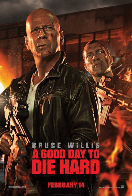Review Film A Good Day To Die Hard