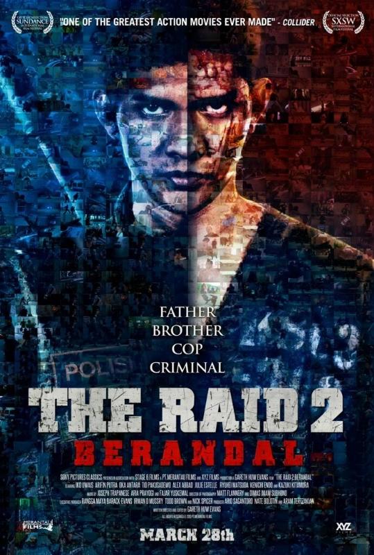Film The Raid 2 Berandal