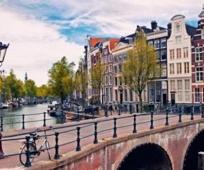 Mengunjungi Eropa