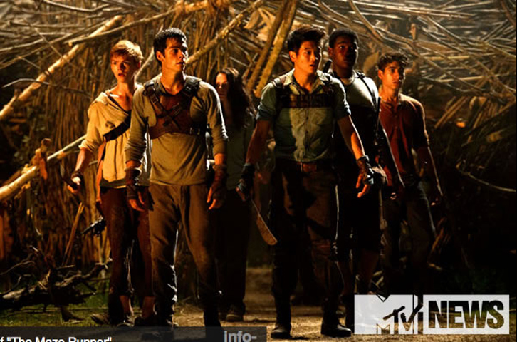 First Look At 'Hunger Games'-esque 'The Maze Runner'