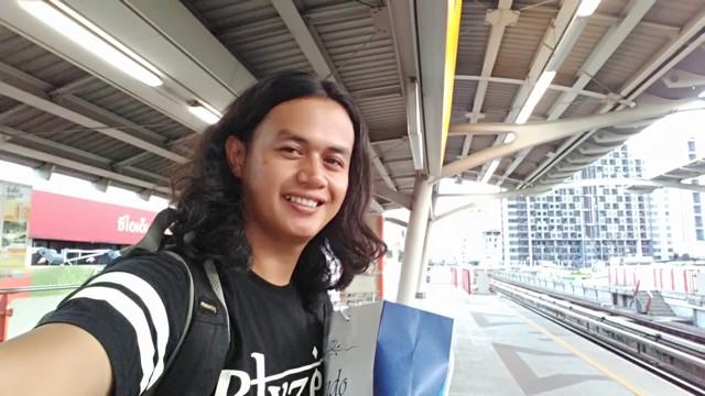 Bangkok Trip - Belajar Stunt
